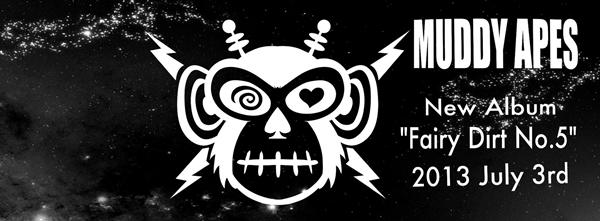 muddy apes album 2013