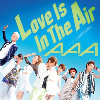 AAA_Love_Is_In_The_Air_(CD+DVD)