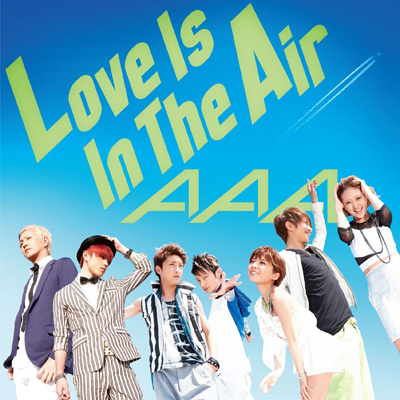 AAA_Love_Is_In_The_Air_(CD)