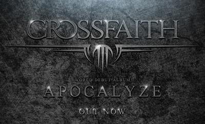 crossfaith album 13