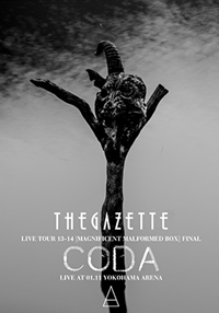 gazette coda dvd2