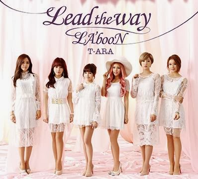 t-ara lead the way limited a