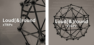 loud round xtripx covers