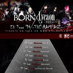 bornlycaon2014_tour
