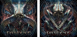 nocturnal bloodlust providence cover