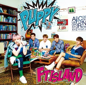 ftisland_puppy_cd