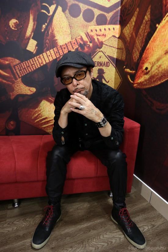 DJ Krush 2015 (c) soundofjapan.hu