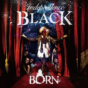 born independence black coverA