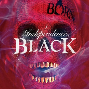 born independence black coverB