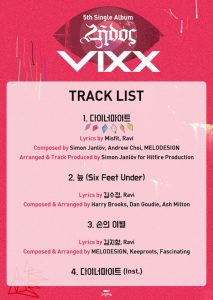vixx_zelos_tracklist